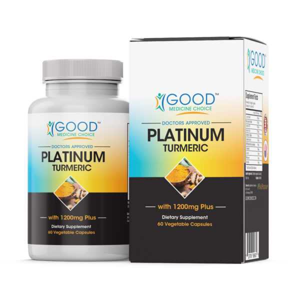 platinum turmeric good medicine choice